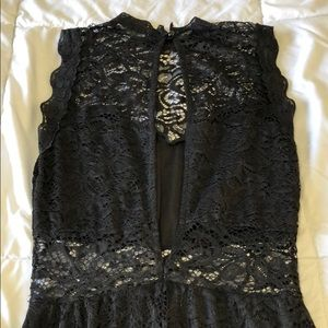 Charlotte Russe Other - Long pants romper